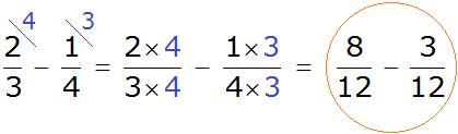 2 на 3 плюс 1 на 4 степ 3